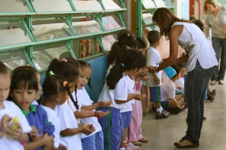 Grupo de trabalho vai monitorar fila de espera e qualidade nas creches